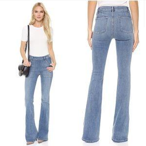 NWT Frame Le Flare de Francoise Jeans